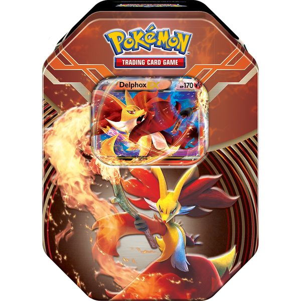 Pokémon: XY Kalos Power Tin 2014 - Delphox EX