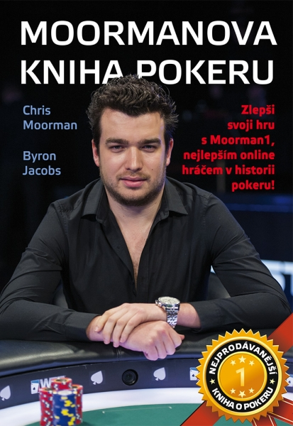 Poker kniha Chris Moorman: Moormanova kniha pokeru