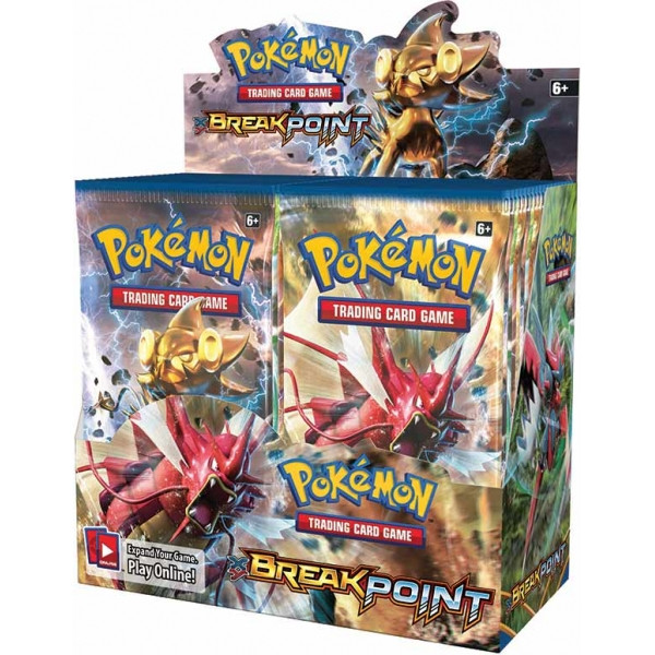 Pokémon XY - Break Point Booster Box