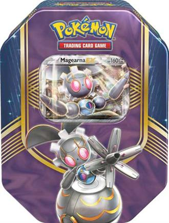 Pokémon: Battle Heart Fall 2016 Tin - Magearna-EX