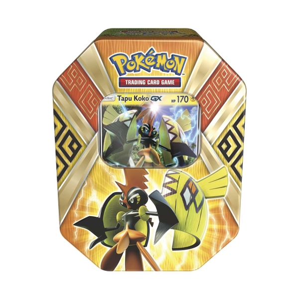 Pokémon: Summer 2017 Island Guardians Tin - Tapu Koko-GX