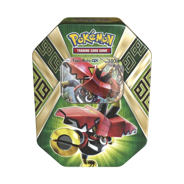 Pokémon: Summer 2017 Island Guardians Tin - Tapu Bulu-GX