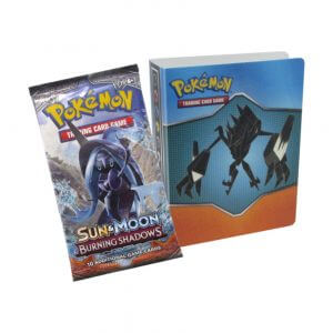Pokémon Sun and Moon - Burning Shadows Collectors Album