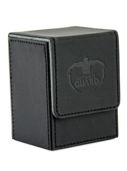 Krabička Ultimate Guard Flip Deck Case 80+ Standard Size XenoSkin Black