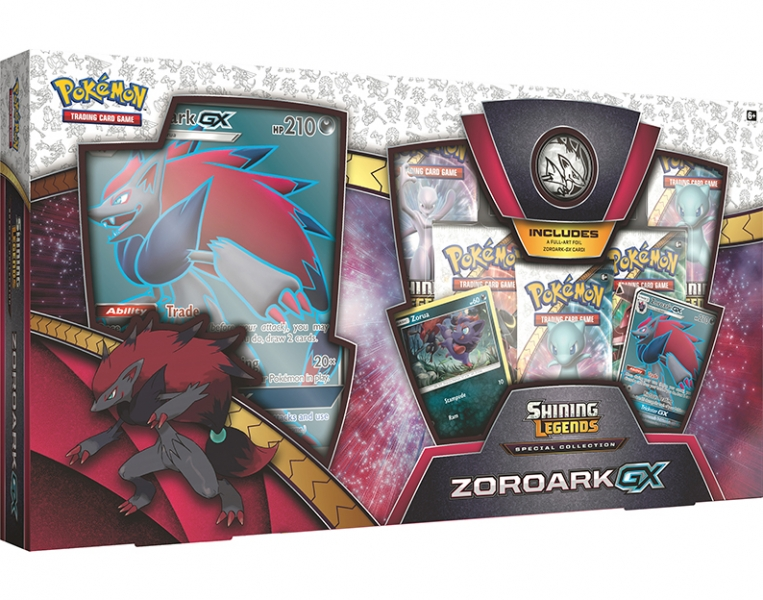 Pokémon Shining Legends Special Collection - Zoroark-GX