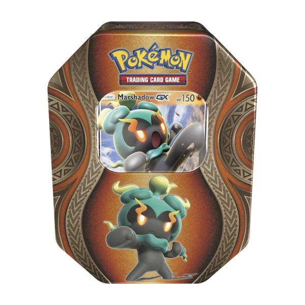 Pokémon - Mysterious Powers Tin - Marshadow GX