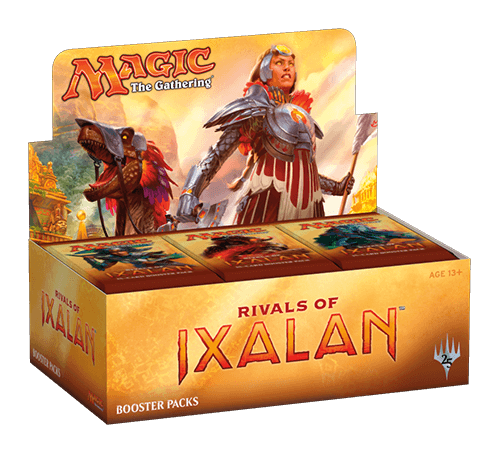 Magic the Gathering Rivals of Ixalan Booster Box