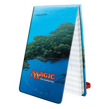 Magic: The Gathering Life Pad - Mana 5 Island