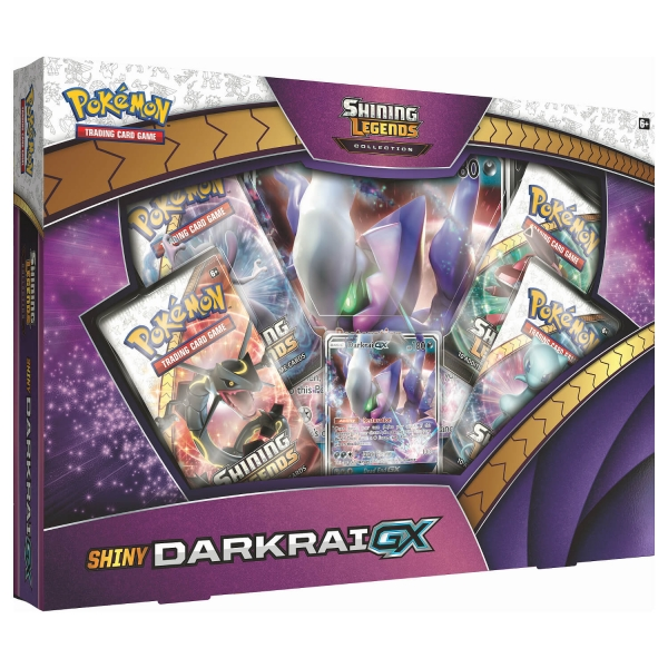 Pokémon Shining Legends Collection - Shiny Darkrai-GX
