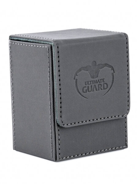 Krabička Ultimate Guard Flip Deck Case 80+ Standard Size XenoSkin Grey