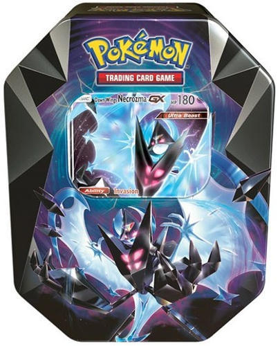 Pokémon Necrozma Prism Tin - Dawn Wings Necrozma GX