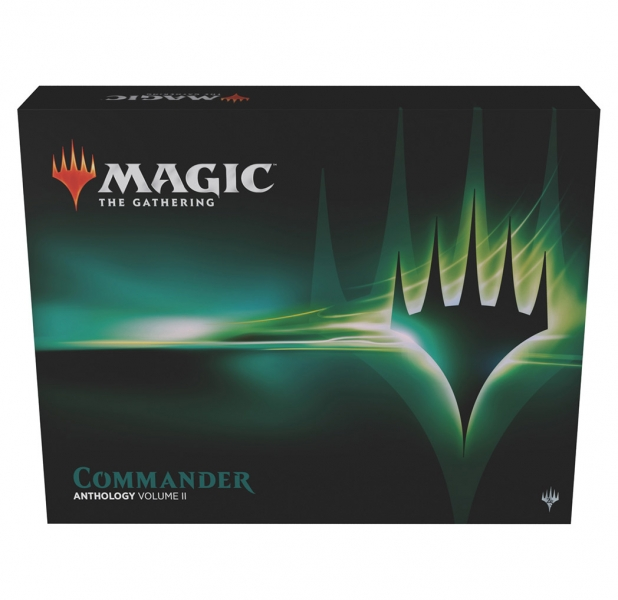 Magic the Gathering Commander Anthology II