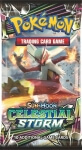 Pokémon Sun and Moon - Celestial Storm Booster - Blaziken