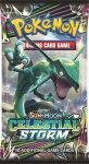 Pokémon Sun and Moon - Celestial Storm Booster - Rayquaza