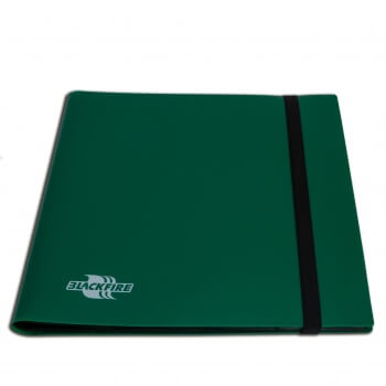 Blackfire Flexible Album 12-Pocket - Green