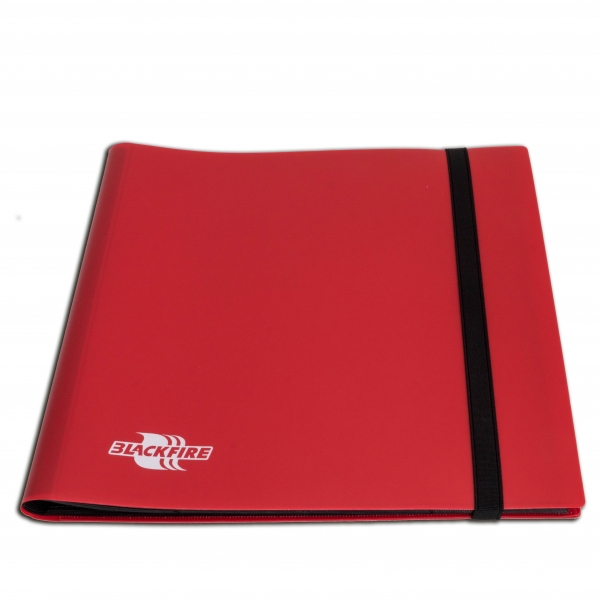 Blackfire Flexible Album 12-Pocket - Red
