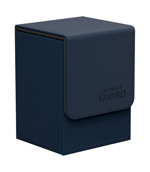 Krabička Ultimate Guard Flip Deck Case 80+ Standard Size Dark Blue