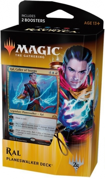 Magic the Gathering Guilds of Ravnica Planeswalker Deck: Ral