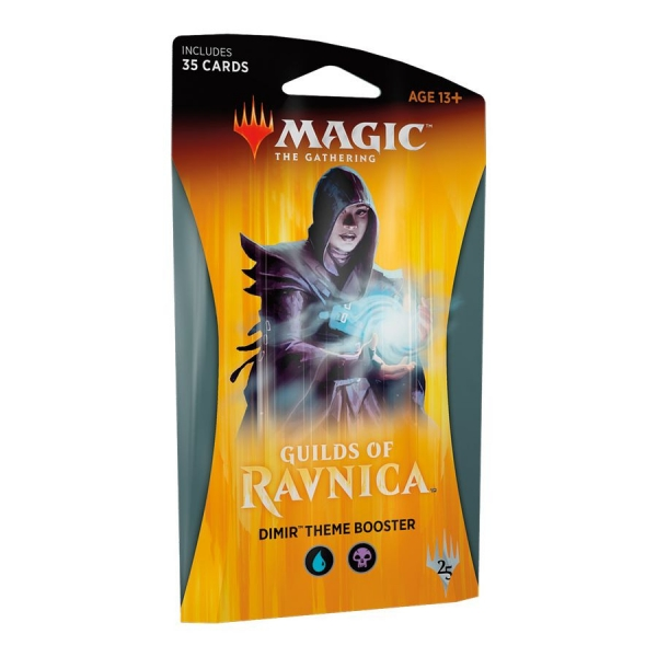 Magic the Gathering Guilds of Ravnica Theme Booster - Dimir