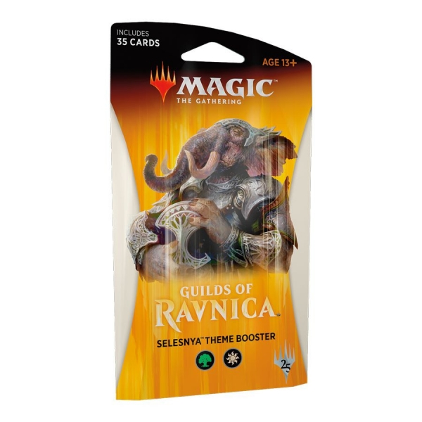 Magic the Gathering Guilds of Ravnica Theme Booster - Selesnya