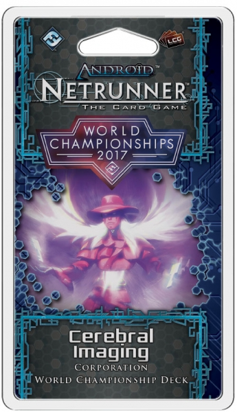 Android: Netrunner - 2017 World Champion Corp Deck