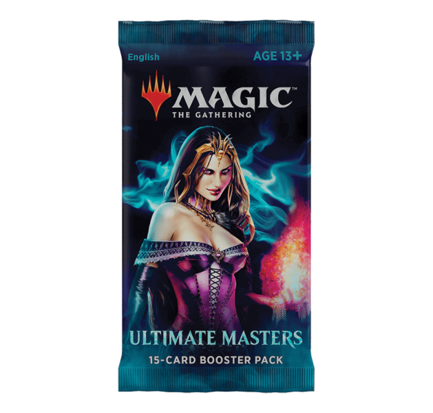 Magic the Gathering Ultimate Masters Booster