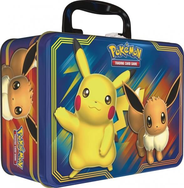 Pokémon Fall 2018 Collectors Chest