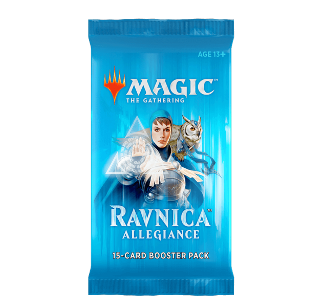 Magic the Gathering Ravnica Allegiance Booster