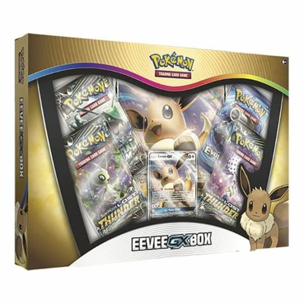 Pokémon Eevee-GX Box