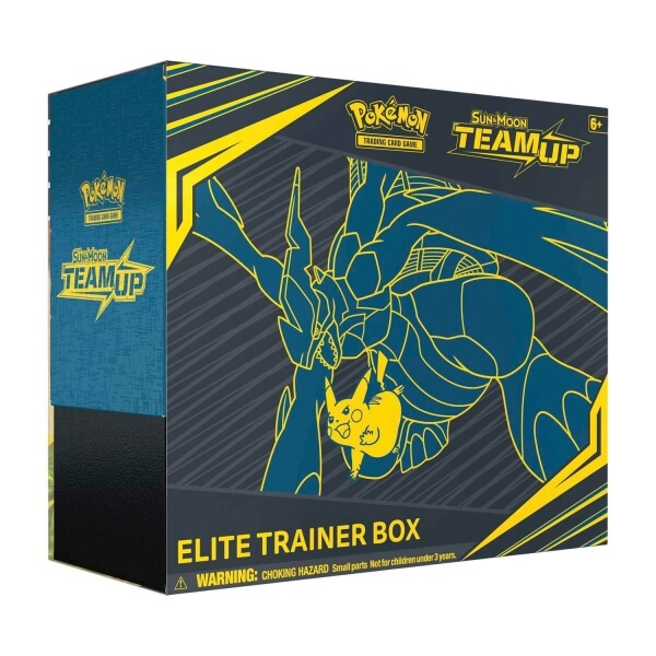 Pokémon Sun and Moon - Team Up Elite Trainer Box
