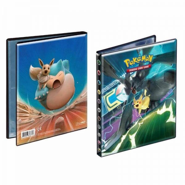 Pokémon: A5 sběratelské album - Sun and Moon - Team Up