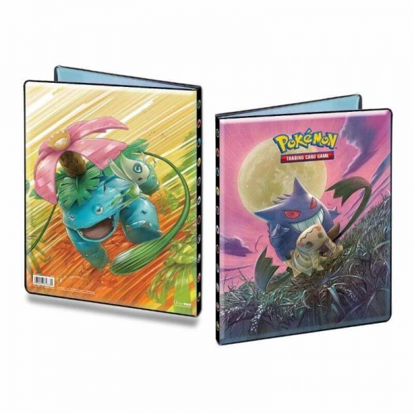 Pokémon: A4 sběratelské album - Sun and Moon - Team Up