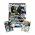 Pokémon Melmetal-GX Box - karty